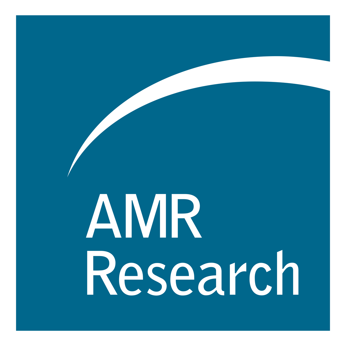 AMR Research Logo